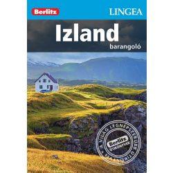 Izland útikönyv Lingea-Berlitz Barangoló 2017