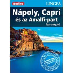 Nápoly, Capri és az Amalfi-part, Nápoly útikönyv Lingea-Berlitz Barangoló 2018
