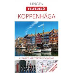 Koppenhága útikönyv Lingea Felfedező 2019