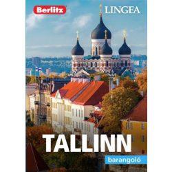 Tallinn útikönyv Lingea-Berlitz Barangoló 2019