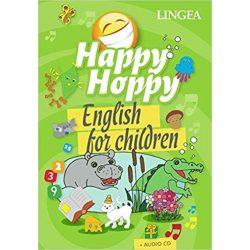 Happy Hoppy Könyv + Audio CD