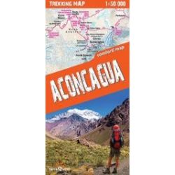 Aconcagua trekking térkép (Expressmap) 1:50 000 2013