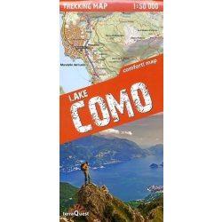 Comoi-tó turista térkép ExpressMap 1:50 000