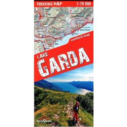 Garda-tó turista térkép ExpressMap 1:50 000
