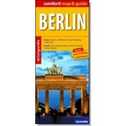 Berlin térkép ExpressMap 1:15 000  2011
