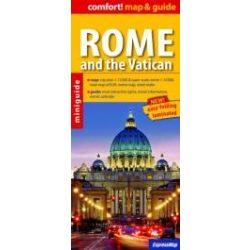 Róma térkép ExpressMap  1:15 000