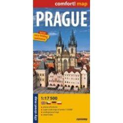 Prága térkép ExpressMap 1:17 500