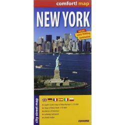 New York térkép Expressmap 1:15 000   2016