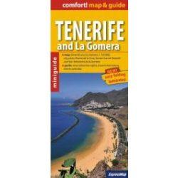 Tenerife térkép Expressmap 1:150 000  La Gomera térkép