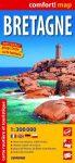 Bretagne Comfort térkép ExpressMap 1:300 000  2013