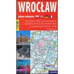 Wroclaw térkép Expressmap 1:22 500