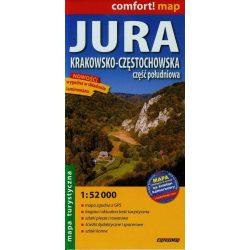 Jura turista térkép Super Mapa 1:52 000