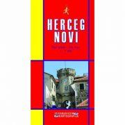 Herceg Novi térkép Intersistem 1:7500   2010