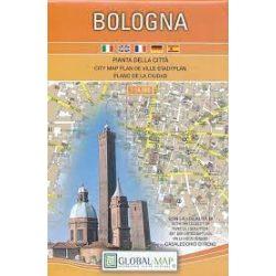 Bologna térkép LAC Italy  1:14 000