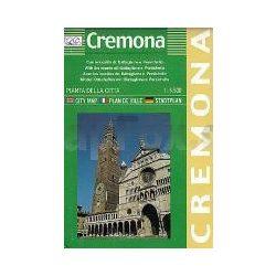 Cremona térkép LAC Italy  1:7 000