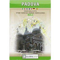 Padova térkép LAC Italy  1:14 000