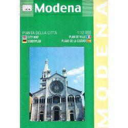 Modena térkép LAC Italy  1:12 000