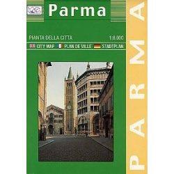 Parma térkép LAC Italy  1:8 000