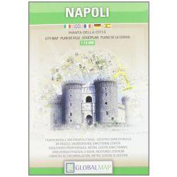 Nápoly térkép LAC Italy  1:12 000