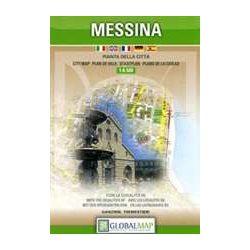 Messina térkép LAC Italy  1:8 500