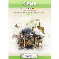 Siena térkép LAC Italy  1:7000  2010