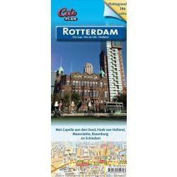 Rotterdam térkép Cito plan 1:13 500