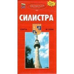 Szilisztra térkép Domino 1:6200