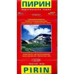 Pirin térkép Domino 1:50 000