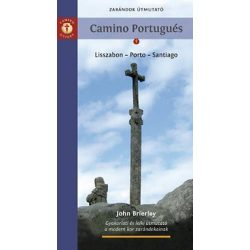 Camino Portugués könyv A Portugál út - Camino Guides  2013 magyar