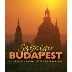 Szépséges Budapest útikönyv 2010 Kossuth kiadó