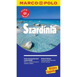 Szardínia útikönyv Marco Polo  2016