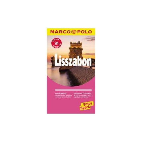 f1bf6f99a0 Lisszabon útikönyv Marco Polo - Térkép-Center Kft. Budai Térképbolt ...
