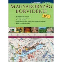 Magyarország borvidékei térkép Corvina 2016