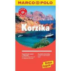 Korzika útikönyv Marco Polo 2017