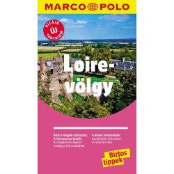 Loire-völgy útikönyv Marco Polo 2016, Loire útikönyv