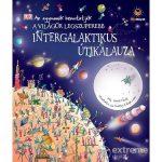 A világűr legszuperebb intergalaktikus útikalauza könyv HVG kiadó  2016