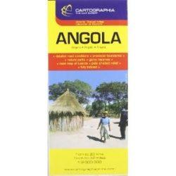 Angola térkép  Cartographia