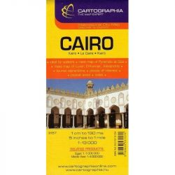 Kairó térkép Cartographia