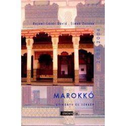 Marokkó útikönyv Utikönyv.com