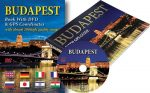 Budapest útikönyv, Budapest Guide Casteloart Ltd, 2010  Budapest - Book with DVD & GPS Coordinates