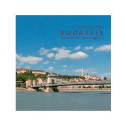 Budapest - Napkeltétől napnyugtáig fotóalbum (Kovács) magyar