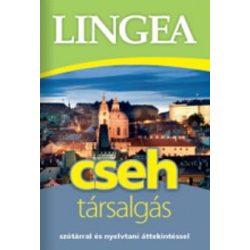 Cseh társalgás cseh - magyar szótár Lingea
