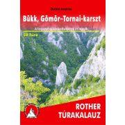 Bükk túrakalauz térkép, könyv Freytag 2013
