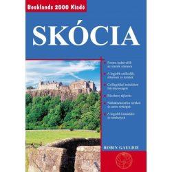 Skócia útikönyv Booklands 2000 kiadó