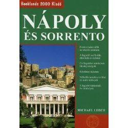 Nápoly és Sorrento útikönyv Booklands 2000 kiadó Nápoly útikönyv