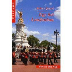 Egy hét Londonban útikönyv Booklands 2000 kiadó