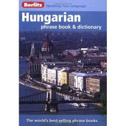 Berlitz magyar szótár Hungarian Phrase Book & Dictionary
