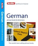Berlitz német szótár German Phrase Book & Dictionary