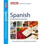 Berlitz spanyol szótár Spanish Phrase Book & Dictionary