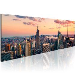 Kép - Sea of felhőkarcoló - NYC 120x40